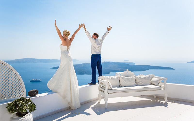 Greece - Santorini Weddings 4