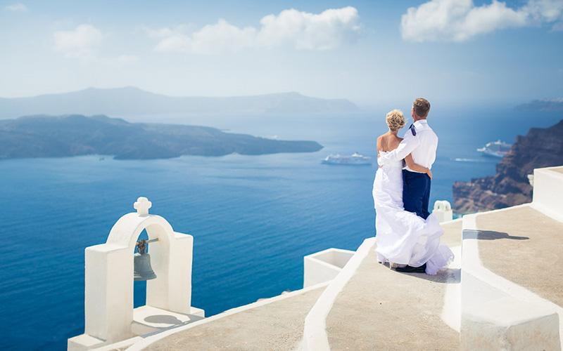 Greece - Santorini Weddings 7