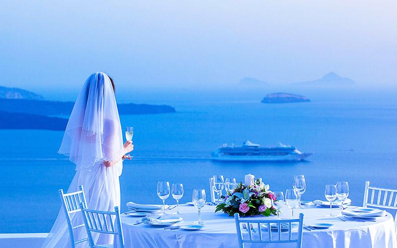 Greece Santorini Weddings 8
