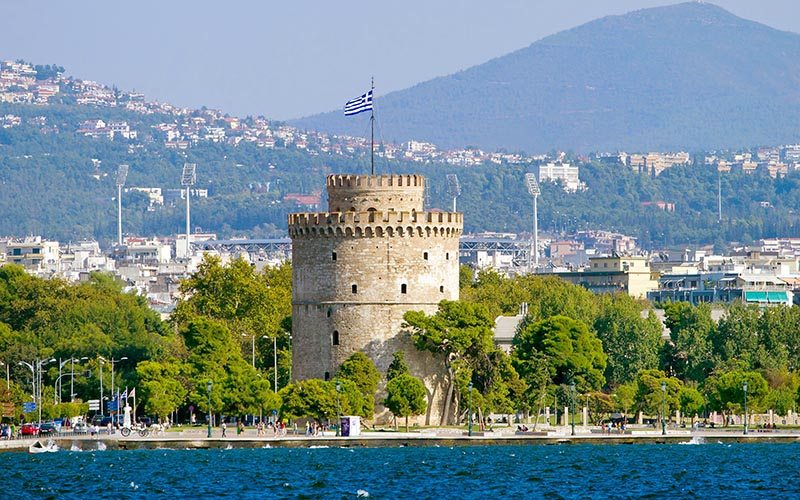 Greece - Thessaloniki 1