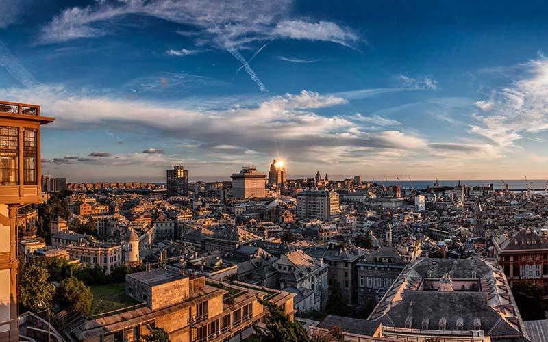 Italy - Genoa 1