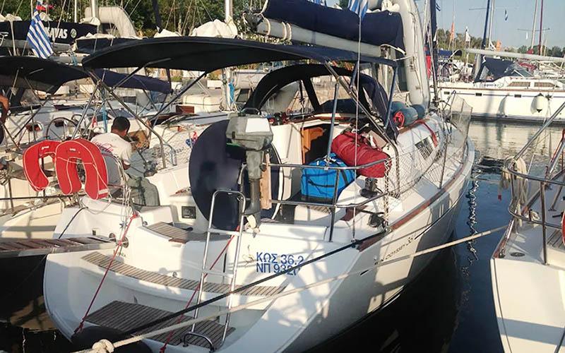 Jeanneau Sun Odyssey 36 - Kos 36.2 3