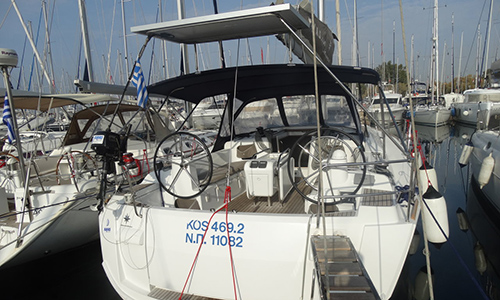 Jeanneau Sun Odyssey 469 - Kos 469.2 1 (featured)