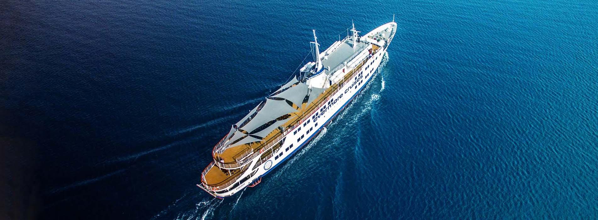 One Day Cruise - COSMOS ship 2 (main)