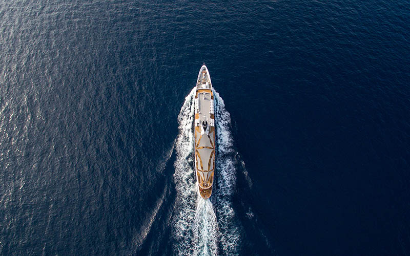One Day Cruise - COSMOS ship 3