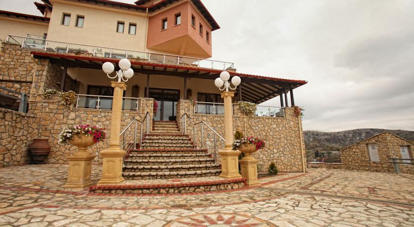 Afkos Grammos Boutique Hotel Resort Kastoria