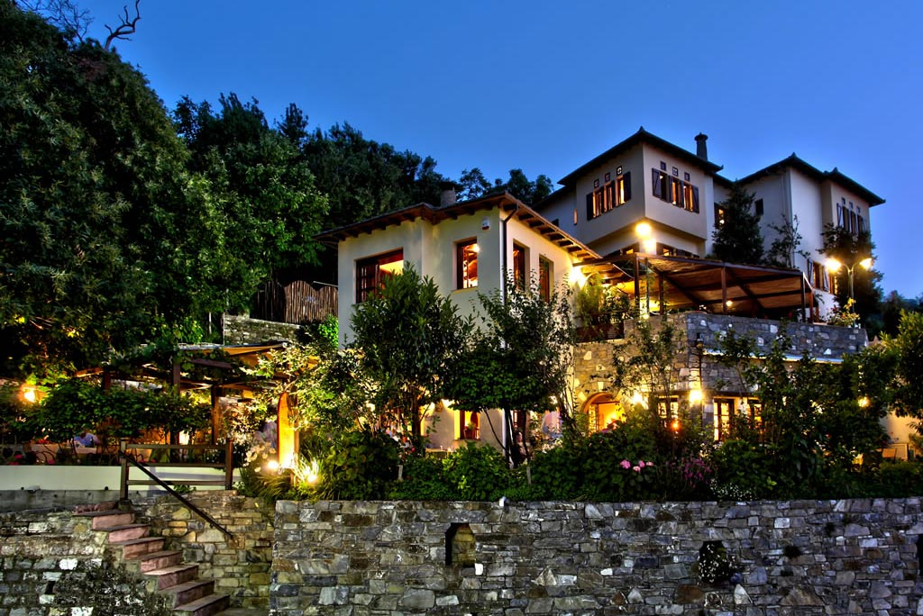 Aleka's House Hotel Pelion