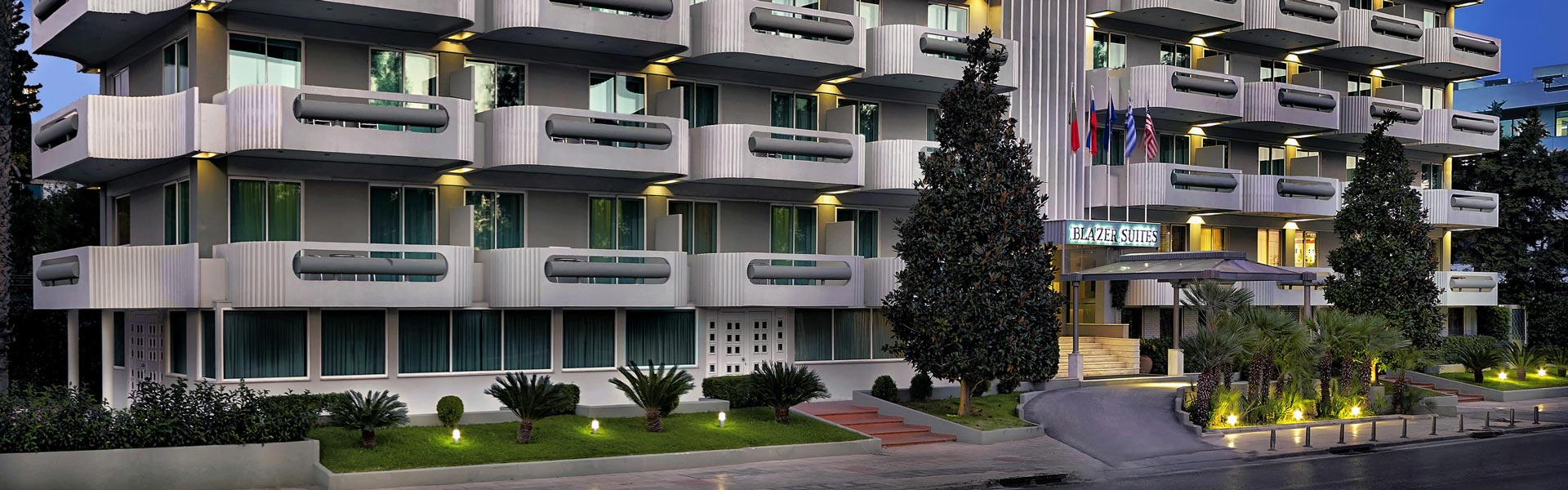 Blazer Suites Hotel Glyfada