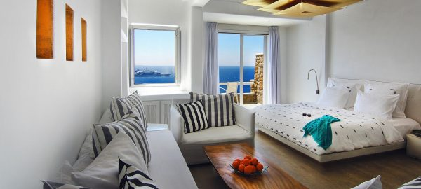 Suite with Indoor Jacuzzi