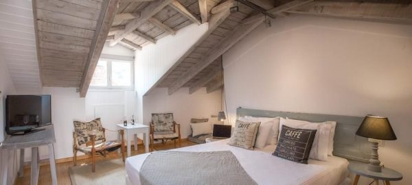 Deluxe Double Room Loft