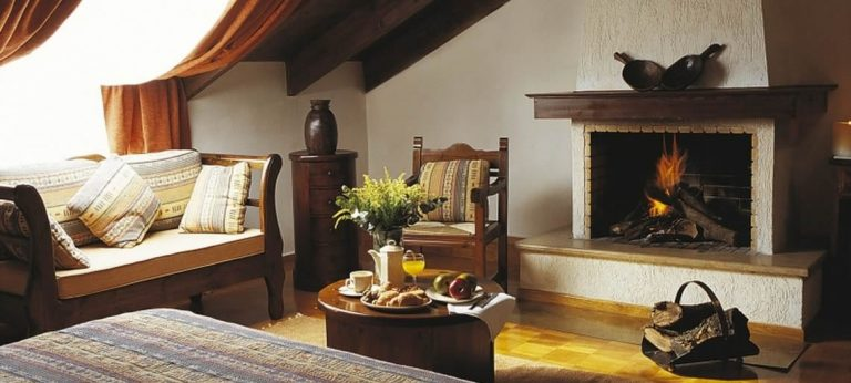 Mini Chalet Style Suite