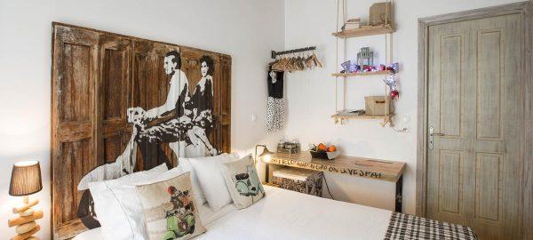 Double Room Iakinthos (Hyacinth)