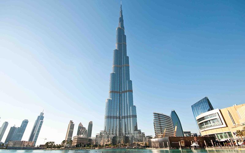Dubai - Burj Khalifa 1