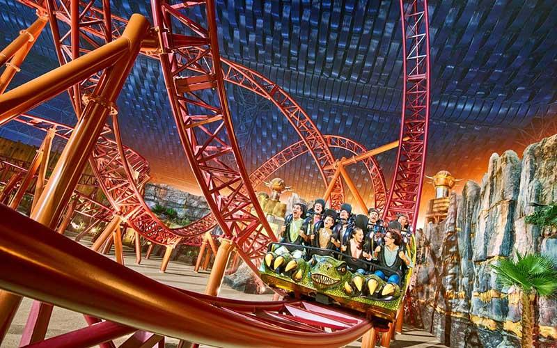 Dubai - IMG World of Adventure 1
