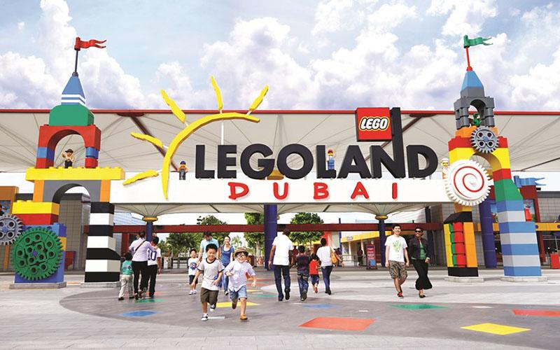 Dubai - Legoland 1