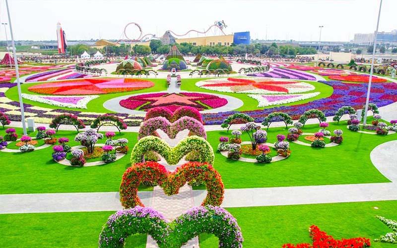 Dubai - Miracle Garden 1