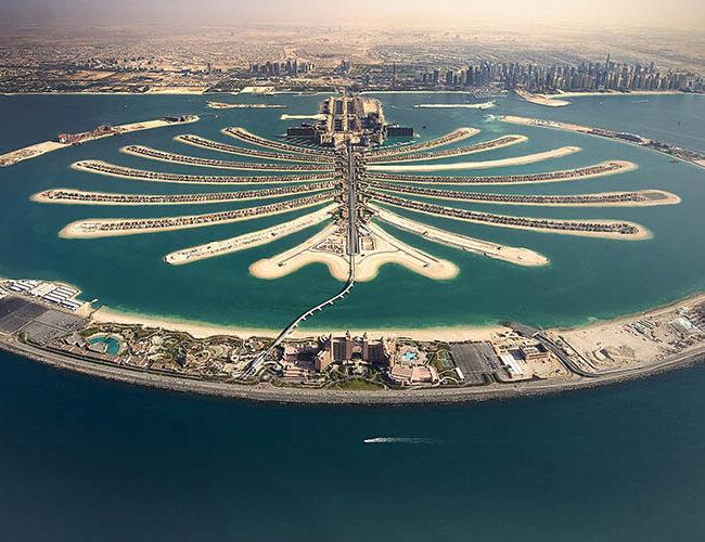 Dubai - Palm Jumeirah 1
