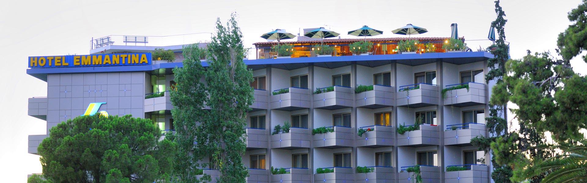 Emmantina Hotel Glyfada