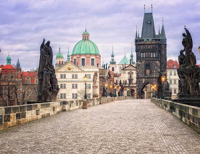 Czech Republic - Charles Bridge 1