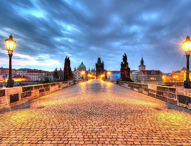 Czech Republic - Charles Bridge 2
