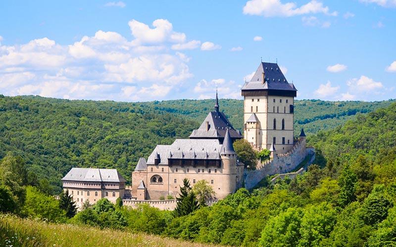 Czech Republic - Karlstejn 1