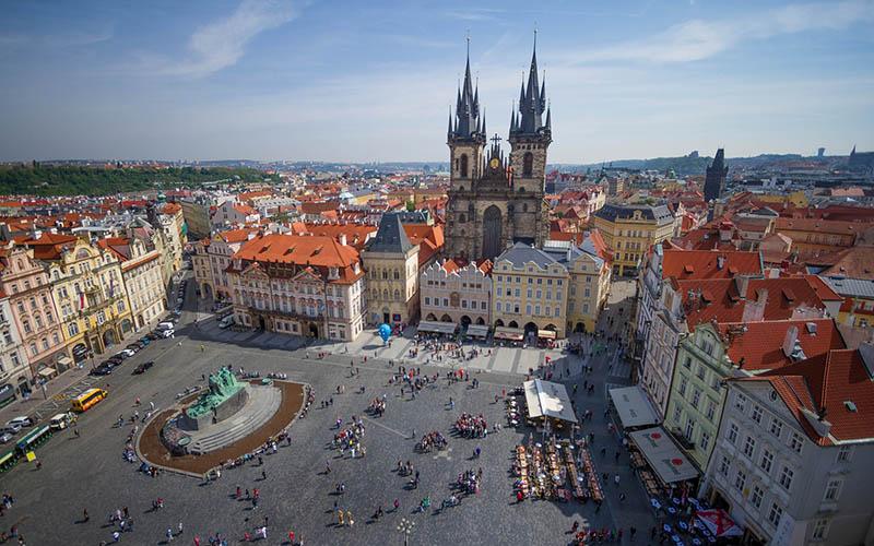 Czech Republic - Old Town Square 1