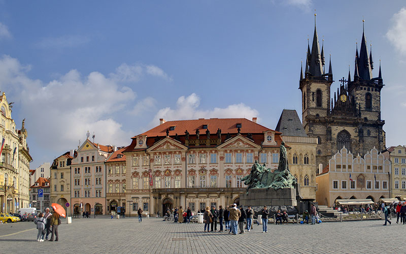 Czech Republic - Old Town Square 2