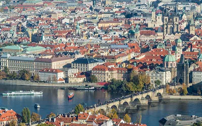 Czech Republic - Petrin Lookout Tower 3