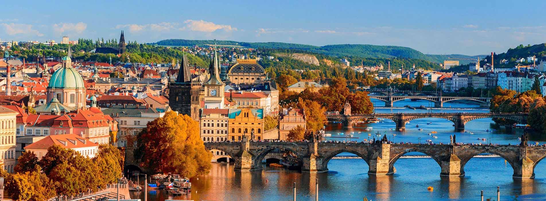 Czech Republic - Prague (main)