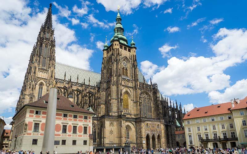 Czech Republic - St. Vitus Cathedral 1